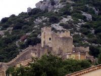 Idée de Sortie Gras Château de Saint-Montan