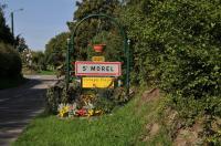 Idée de Sortie Ardeuil et Montfauxelles SAINT MOREL, Village Fleuri 1 Fleur