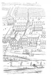 Idée de Sortie Échigey Abbaye de Cîteaux