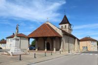 Idée de Sortie Cormoz Eglise de Saint-Nizier-le-Bouchoux