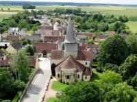 Idée de Sortie Saint Outrille Eglise Saint Austrégésile - Berry Roman