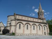 Idée de Sortie Tarn Eglise de Saint-Paul Cap de Joux