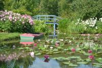 Jardin du Peintre André Van Beek Oise