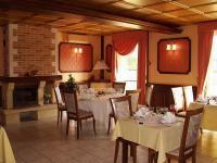 Restaurant Vitry aux Loges Hostellerie et Résidence du Chateau - Le Bellevue