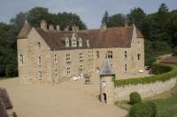 Idée de Sortie Nièvre Château de Besne