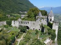 Idée de Sortie Savoie Château de Miolans