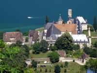 Idée de Sortie Savoie Abbaye d'Hautecombe