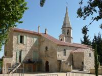 Idée de Sortie Boulbon Église Saint Pierre