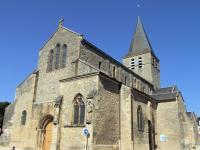 Idée de Sortie Neuvy le Barrois Eglise Saint Pierre de Saint-Pierre-le-Moûtier