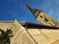 Idée de Sortie Mittois Église Saint Aubin - Vieux Pont en Auge