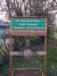 Idée de Sortie Gruyères AU SAULE DE LA VENCE - BERNIER Marie-Anne