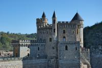 Idée de Sortie Loire Le Château de la Roche