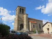 Idée de Sortie Loire Eglise de Saint Priest La Vêtre