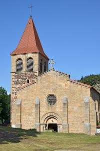 Idée de Sortie Haute Loire Eglise Saint Privat d'Allier