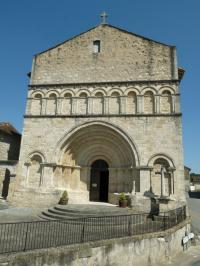 Idée de Sortie Ponteyraud Eglise de Saint Privat des près