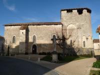Idée de Sortie Ponteyraud Eglise Saint Martin Festalemps