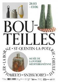 Evenement Gard Visite guidée - Exposition La bouteille dans tous ses éclats
