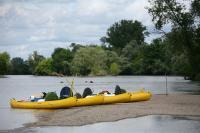 Idée de Sortie Saint Satur Loire nature découverte : location de canoës-kayaks