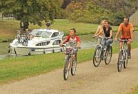Idée de Sortie Thauvenay Loire Nature Découverte : location de vélos