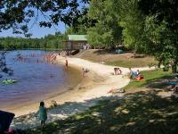 Idée de Sortie Saint Pardoux la Rivière Plan d'eau de loisirs de Saint-Saud-Lacoussière