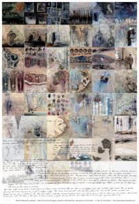 Evenement Saint Sorlin de Conac Exposition : L'affiche, revue rurale de poésie