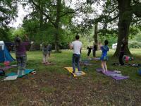 Evenement Saint Genès de Lombaud Cours, atelier week-end, stage semaine d'été Yoga