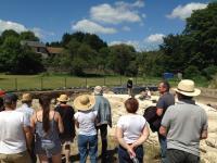 Idée de Sortie Haute Vienne Visites des fouilles de Grandmont