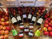 Magasin Picardie Producteur de pommes Bio - Domaine de la Mottelette