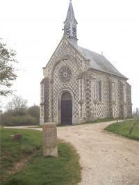 Idée de Sortie Somme Chapelle des Marins de Saint-Valery