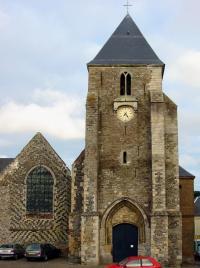 Idée de Sortie Somme Eglise Saint-Martin - Saint-Valery-Sur-Somme