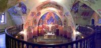 Idée de Sortie Saint Rome de Tarn Église de Saint-Victor et fresques de Nicolaï Greschny