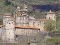 Idée de Sortie Haute Loire Forteresse de Saint Vidal