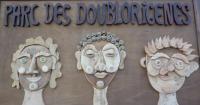 Le parc des Doublorigènes Jardin d´arts et de loisirs nonchalants Dordogne