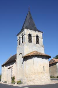 Idée de Sortie Ponteyraud Eglise de Saint-Vincent-Jalmoutiers