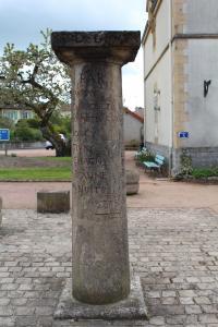Idée de Sortie Saint Léger sur Vouzance Borne itinéraire