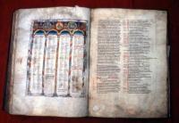 Idée de Sortie Haute Vienne Bible du XIIeme siècle
