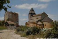 Idée de Sortie Saint Avit Rivière Eglise de Sainte Croix de Beaumont