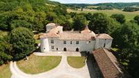 Chateau de Sainte-Foy d´Anthé Lot et Garonne