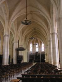 Idée de Sortie Port Sainte Foy et Ponchapt Église Notre-Dame de Sainte-Foy-La-Grande