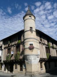 Idée de Sortie Saint Philippe du Seignal Sur les pistes de Robin la Bastide de Sainte-Foy-La-Grande