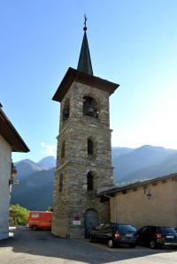 Idée de Sortie Savoie Eglise de Sainte Foy Tarentaise