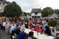 Evenement Brommat Marché nocturne à Ste Geneviève sur Argence
