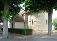 Idée de Sortie Saugy Eglise romane