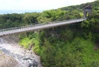 Idée de Sortie La Réunion Pont suspendu de la Rivière de l'Est
