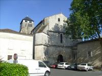 Idée de Sortie Les Gonds Eglise Saint-Pallais