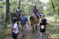 Evenement Saint Aulaire Eté actif - balade à cheval