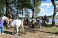 Evenement Juillac Eté actif - balade à cheval