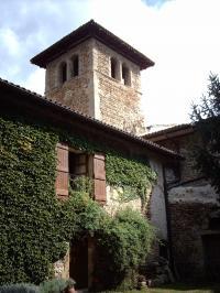 Idée de Sortie Le Péage de Roussillon Prieuré de Salaise sur Sanne