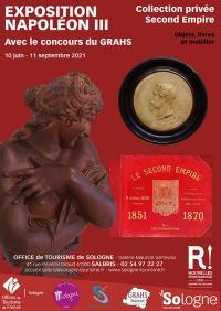 Evenement Loir et Cher Exposition Napoléon III à Salbris