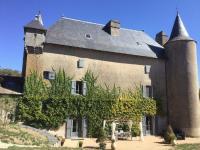 Idée de Sortie Salles Curan Château de Larguiès